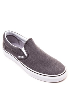 Classic Slip-on (Mixed Suiting)