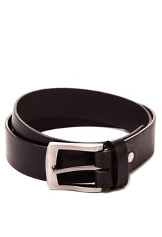 Solid Cow Leather Belt
