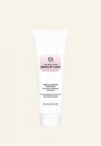 The Body Shop Drops Of Light™ Pure Clarifying Foam Wash TH455BE72QHNMY_1