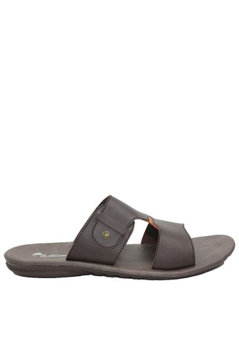 Dr. Kevin brown Dr. Kevin Men Sandals 97219 - Coffee 73BE7SHD3AE19DGS_1