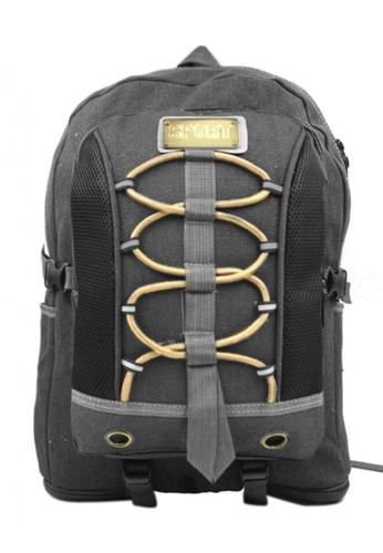 Urban Hikers black Kean Outdoor Sport Backpack Hiking Trekking Bag UR461AC23VXCPH_1