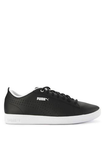 979fa46489a Puma black Puma Smash Wns V2 L Perf Shoes 7BA8DSH3BEC8A1GS 1