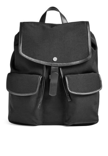 Skagen black Skagen Farver Black Backpack SMH0256001 DFD5DAC1487F1DGS_1