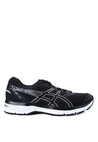 Asics black GEL Excite 4 Running Shoes AS445SH25CZYPH_1