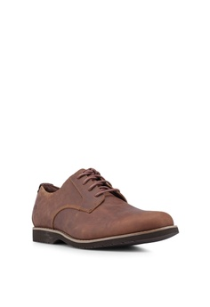 1faa11c5fb54a Timberland Woodhull Leather Oxford Shoes RM 569.00. Sizes 7 8 9 10 11