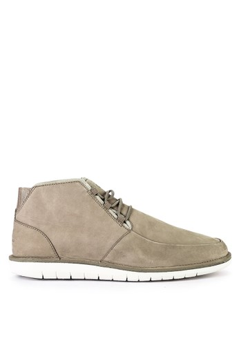 Hush Puppies grey Bolt Chukka 5C3C6SHFCB6F82GS_1