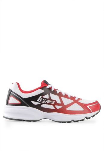 League white and red and grey Rapid La M LE825SH90MKBID_1