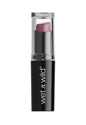 Wet N Wild red and purple Wet N Wild MegaLast Lip Color - Smooth Mauves 07CB2BEA3E3780GS_1