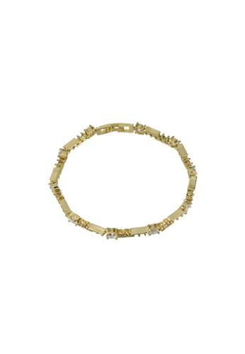 BALLIN gold Gelang Wanita Jyoti Bracelet BA843AC52EPFID_1