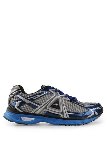 PRO ATT black and blue and silver Dillard PR172SH36TILID_1