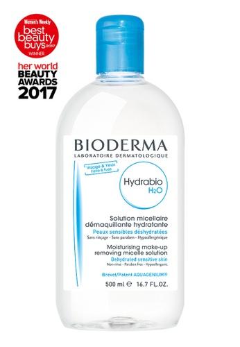 BIODERMA Hydrabio H2O Micellar Water BI631BE46OABSG_1