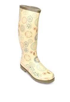 Sew Cute Rain Boots