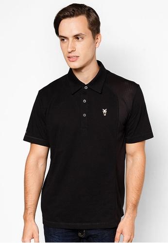 AMNIG black Amnig Polo - Regular Fit AM133AA80YBBMY_1