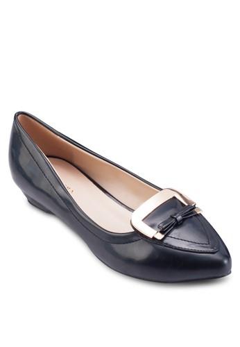 Resprit童裝門市eed 低跟楔型鞋, 女鞋, 鞋