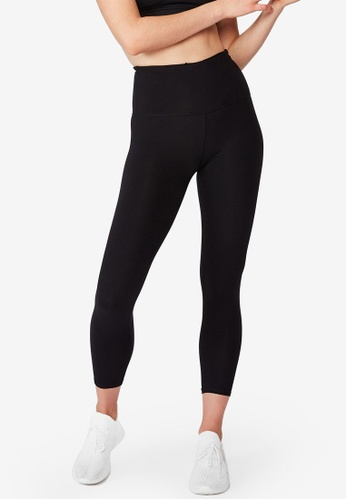 Cotton On Body black Active High Waist Core 7/8 Tights 3A5A2AA3415B32GS_1
