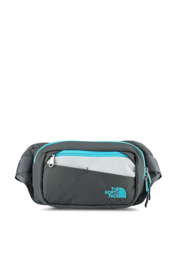 The North Face grey Bozer Hip Pack TH274AC0S7IMMY_1