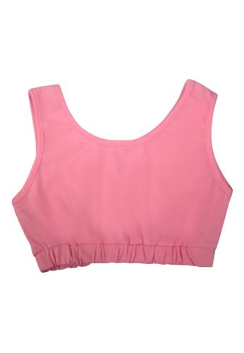 TWO MIX pink Two Mix Miniset Anak Perempuan - Training Bra 4076 CAEADKAC50C683GS_1