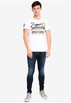 55% OFF Superdry 500Cc Moto Tee HK  409.00 NOW HK  183.90 Sizes L ·  Hollister white Crew Neck ... 3676afe7e