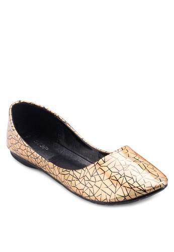休閒平底鞋, 女esprit outlet 高雄鞋, 芭蕾平底鞋
