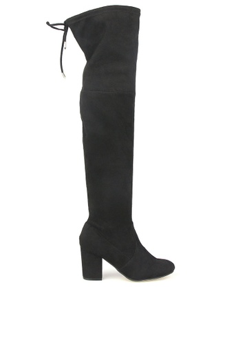 Betts black Bold Over-The-Knee Boots AC28FSH50CFD93GS_1