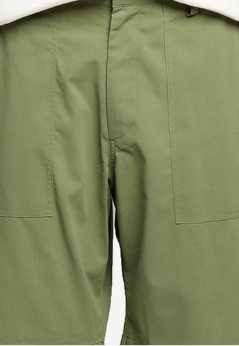 niko and ... green Casual Shorts 98227AAE59A3A3GS_1