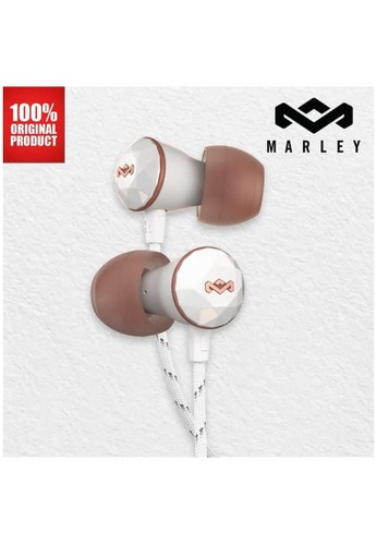 Marley multi Earphone Original Marley Nesta - Rose Gold 68BC8ES0AEF9F3GS_1