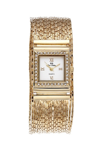 Bee Sister gold Japan Design Japan Movement Bee sister Watches BD6DAAC1E54BB2GS_1