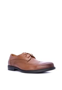 MBT Oxfordshoes  Elegant Mens 8 UK  42 EU Brown Leather  0GIM7W7K4