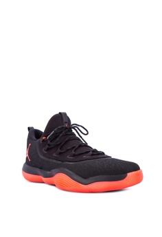 Nike Men's Jordan Super.Fly 2017 Low Basketball Shoes Php 6,745.00.  Available in several sizes