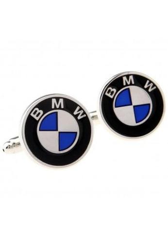 The Little Link Cufflinks black BMW cufflinks TH089AC0FSV2SG_1