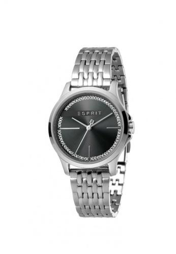 Esprit silver Esprit Women Joy Black Silver Bracelet ES1L028M0065 EC563AC3C4DE5DGS_1