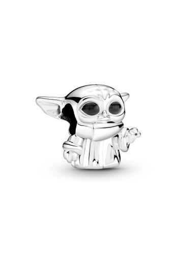PANDORA silver Pandora Star Wars The Child Charm 37B19ACD22574AGS_1