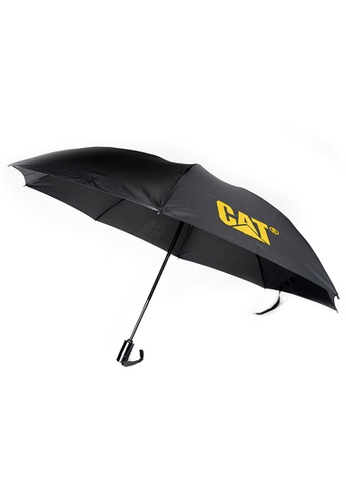 CAT black CAT Spray Foldable Umbrella Black BF2F6AC0ED05AAGS_1