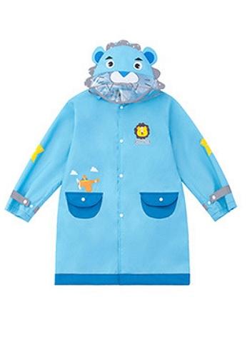 Twenty Eight Shoes blue VANSA Fashion Cartoon Raincoat VCK-R15280A D481DKA37FF47EGS_1