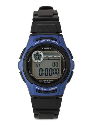 W-213-2AVDF? esprit 衣服經典數碼男士手錶, 錶類, 飾品配件