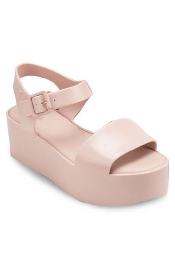 Mar 厚底涼鞋, 女zalora 台灣鞋, 鞋