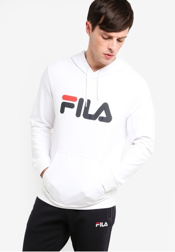 7018a3c122f3 Buy Fila Logo Hoodies Online on ZALORA Singapore