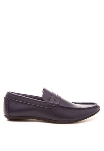 H2Ocean blue Naham Loafers H2527SH54MTHPH_1