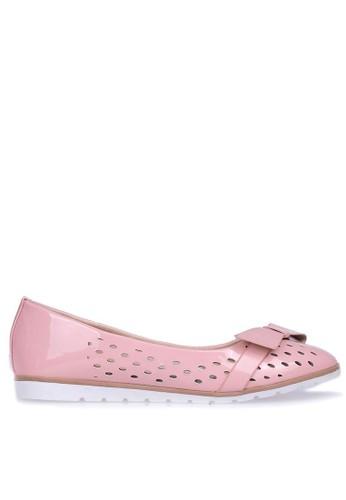INSIDE pink Inside Flats Joselyn - Pink IN074SH0UFJ2ID_1