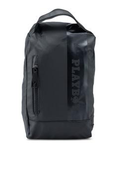 86e6c3e6d4 Playboy black Chest Bag 41876ACCD747F5GS 1
