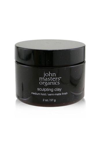 John Masters Organics JOHN MASTERS ORGANICS - Sculpting Clay (Medium Hold/ Semi-Matte Finish) 57g/2oz CB40FBEB47B638GS_1