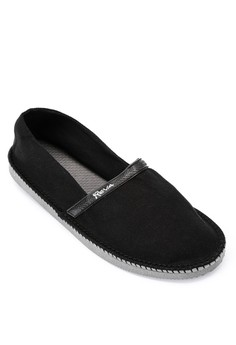 Crey Canvas Shoes