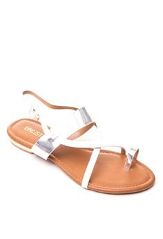 Mela Flat Sandals