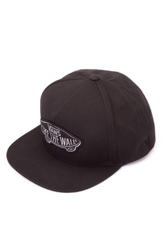 Classic Patch Snapback Cap