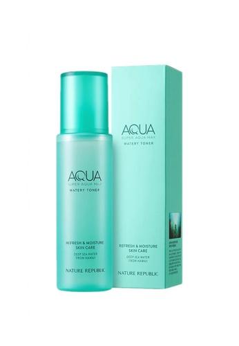 NATURE REPUBLIC Super Aqua Max Watery Toner 150ml 6DFC6BED000FB7GS_1