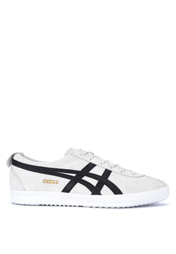 Onitsuka Tiger multi and beige Mexico Delegation Sneakers FE453SHE3201CDGS_1
