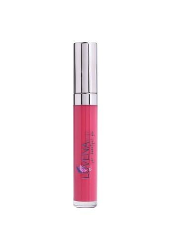 Luvena Glitz Cosmetic silver Luvena Glitz Lipcream Shanghai Rose 8F0BABE25B0B84GS_1