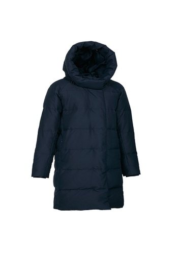Universal Traveller blue Universal Traveller Easy Fitting Down Jacket - DJW 9045 F2978AAE0D873EGS_1