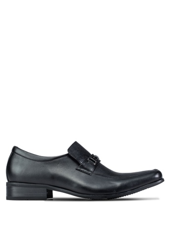 Louis Cuppers black Dress Shoes LO977SH18ABPMY_1