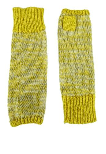 niko and ... yellow Arm Sleeves 02B79AC0CFEE90GS_1